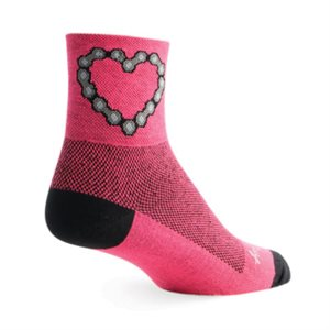 Chain Luv socks