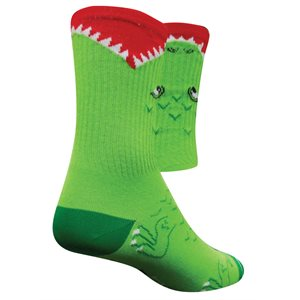 Alligator socks
