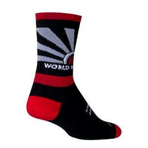 World Bicycle Relief socks