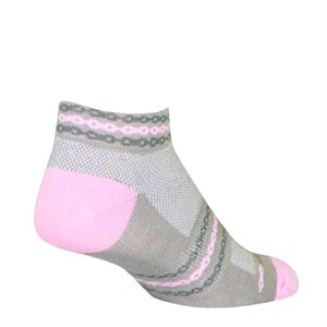 Pink Chain socks