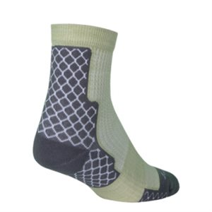 "Trailhead Sage 4"" Socks"