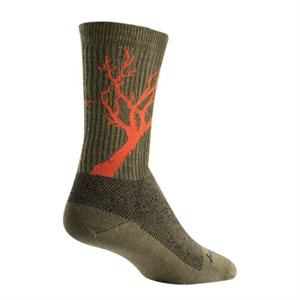 Deadwood socks