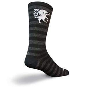 Medieval Unicorn socks